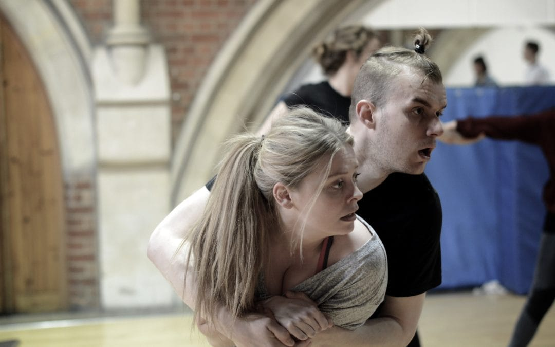 Devising Project with Told By An Idiot: Blog 3