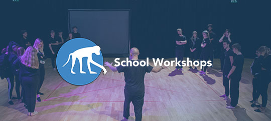 Free introduction to drama school workshops