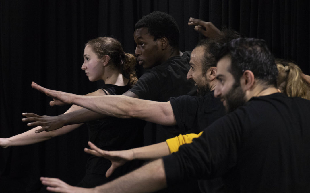 What can I do with my drama school training?